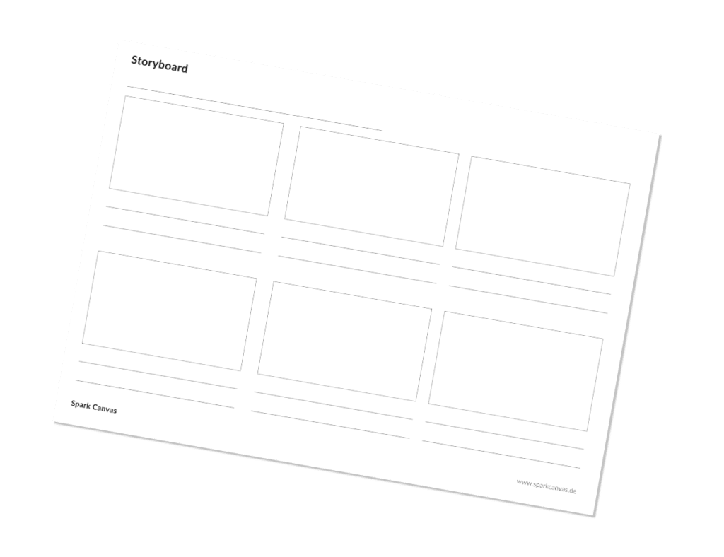 Spark Canvas Storyboard